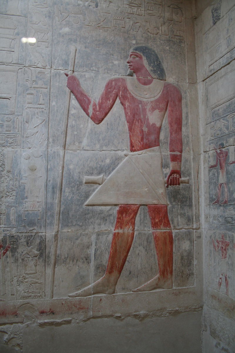 Tomb decoration at saqqara scott hastie for Ancient egyptian tomb decoration