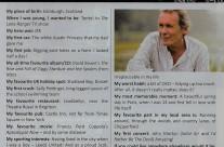 Scott Hastie's favourites…