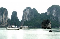Halong Bay, North Vietnam