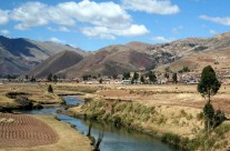 And the river runs on through… The Sacred Valley in Peru
