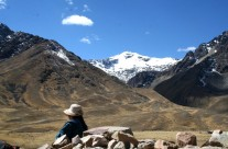 Andes and Altiplana, Peru