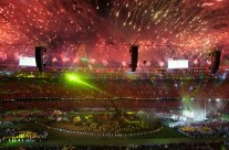 Olympic Stadium, Closing Ceremony 2012